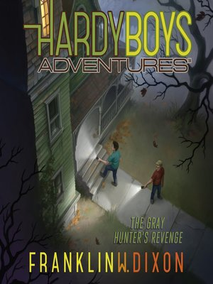 cover image of The Gray Hunter's Revenge