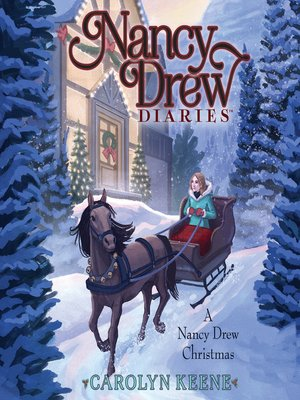 cover image of A Nancy Drew Christmas