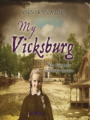 cover image of My Vicksburg