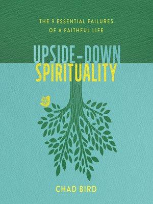 cover image of Upside-Down Spirituality