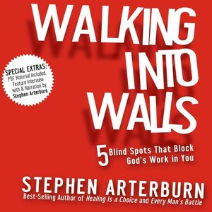 cover image of Walking Into Walls