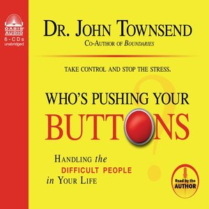 cover image of Who's Pushing Your Buttons?