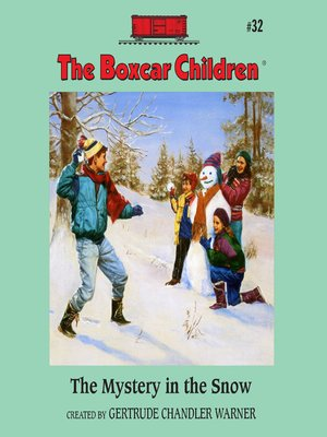 cover image of The Mystery in the Snow