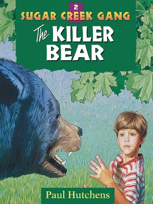 cover image of The Killer Bear