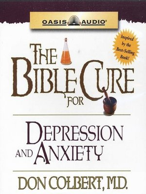 cover image of The Bible Cure for Depression and Anxiety