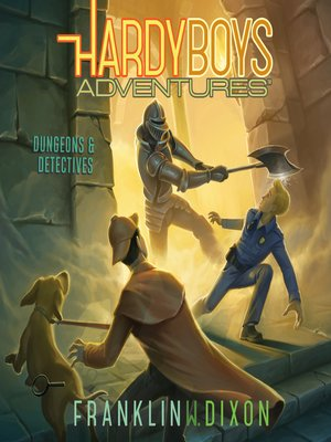 cover image of Dungeons & Detectives