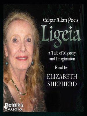 cover image of Edgar Allan Poe's Ligeia