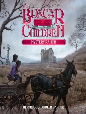 cover image of Mystery Ranch