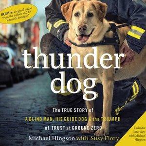 cover image of Thunder Dog