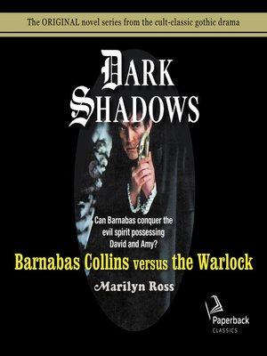 cover image of Barnabas Collins Versus the Warlock