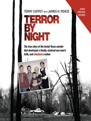 cover image of Terror by Night