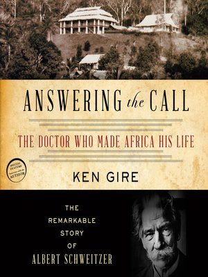 cover image of Answering the Call