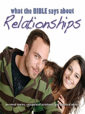 cover image of What the Bible Says About Relationships