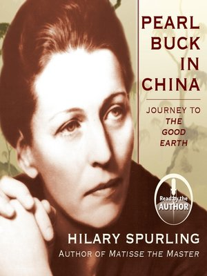 cover image of Pearl Buck in China