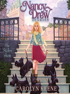 cover image of The Stolen Show