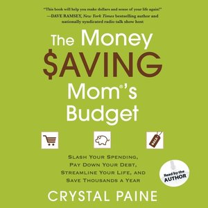 cover image of The Money Saving Mom's Budget