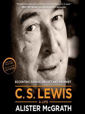 cover image of C. S. Lewis--A Life
