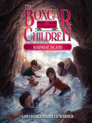 cover image of Surprise Island