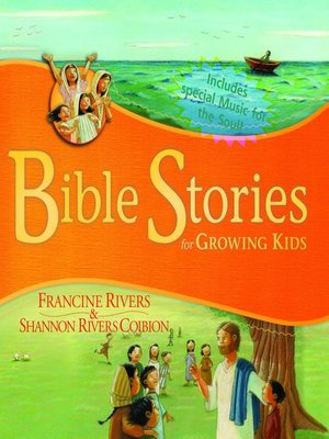 cover image of Bible Stories for Growing Kids