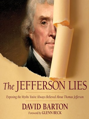 cover image of The Jefferson Lies