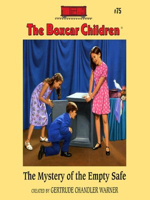 cover image of The Mystery of the Empty Safe