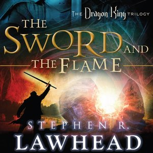 cover image of The Sword and the Flame