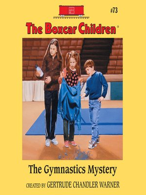 cover image of The Gymnastics Mystery