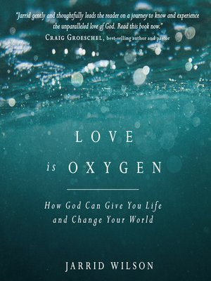 cover image of Love is Oxygen