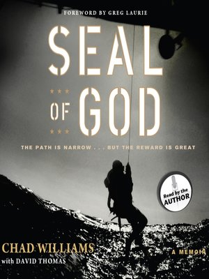 cover image of SEAL of God