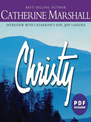 Christy Summary & Study Guide