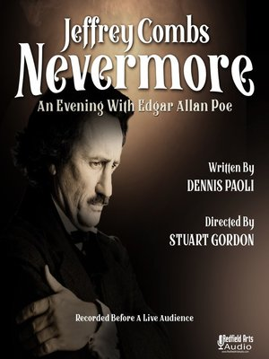 cover image of Nevermore, an Evening with Edgar Allan Poe