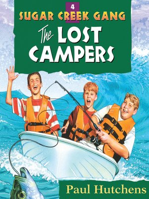 cover image of The Lost Campers