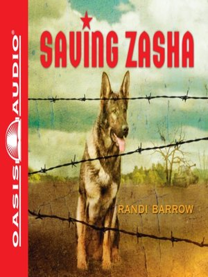 cover image of Saving Zasha