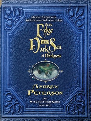 cover image of On the Edge of the Dark Sea of Darkness