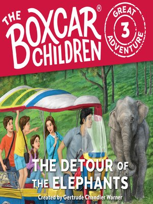 cover image of The Detour of the Elephants