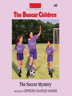 cover image of The Soccer Mystery