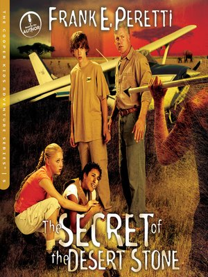 cover image of The Secret of the Desert Stone