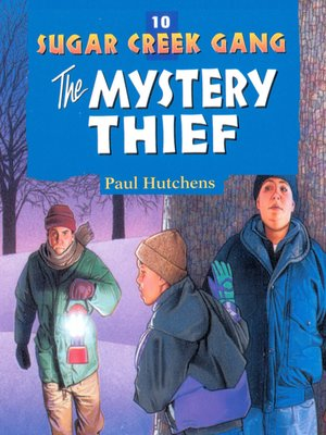 cover image of The Mystery Thief