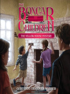 cover image of Yellow House Mystery