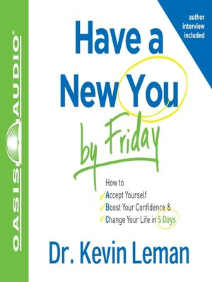 cover image of Have a New You by Friday