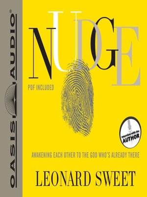 cover image of Nudge