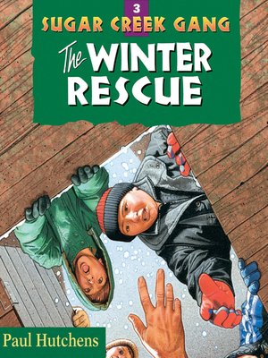 cover image of The Winter Rescue