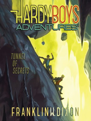cover image of Tunnel of Secrets