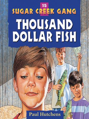 cover image of Thousand Dollar Fish