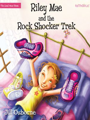 cover image of Riley Mae and the Rock Shocker Trek