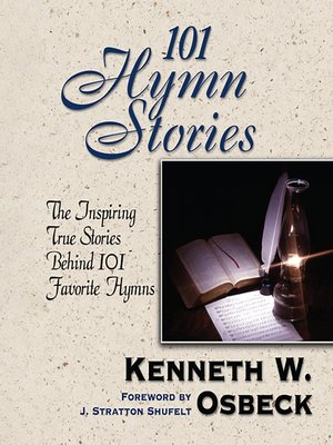 cover image of 101 Hymn Stories