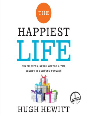 cover image of The Happiest Life
