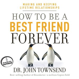 cover image of How to Be a Best Friend Forever
