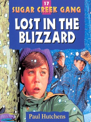 cover image of Lost in the Blizzard