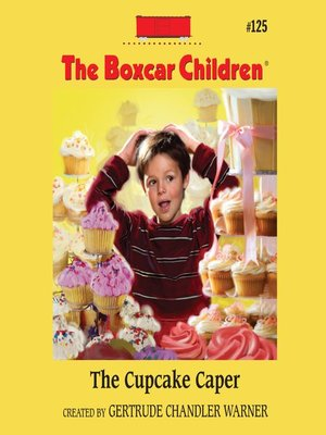 cover image of The Cupcake Caper